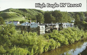 High Eagle RV Park