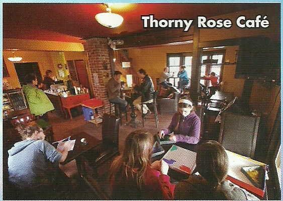 Thorny Rose Interior